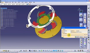 اموزش catia modeling open close